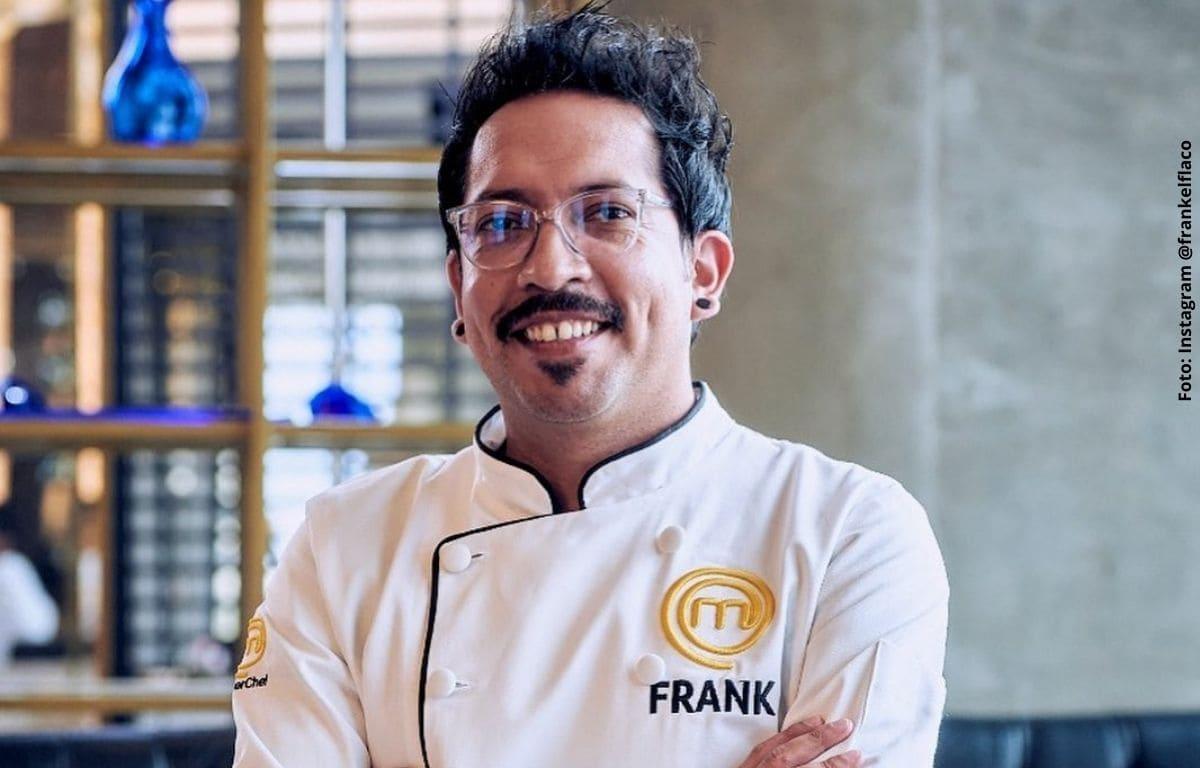 Frank Martínez logró trabajo en RCN tras su éxito en 'MasterChef'