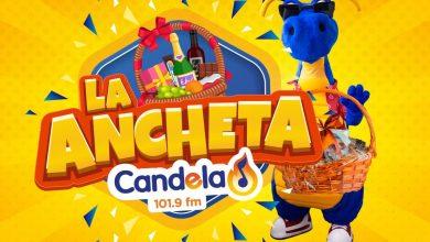 ¡Gánate la Ancheta Candela con Candela 101.9FM!