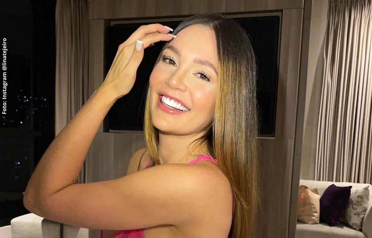 "Lina Tejeiro reveló que la rechazaron en TV por ""gordita"""
