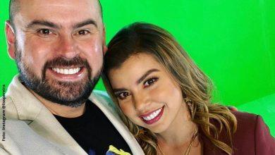 Liss Pereira anunció que se casará con Ricardo Quevedo