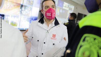 Los planes que tiene Luis Ernesto Gómez para enfrentar la inseguridad de Bogotá