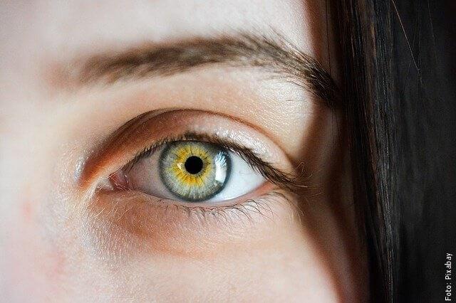 foto de ojos