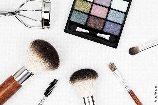 foto de maquillaje