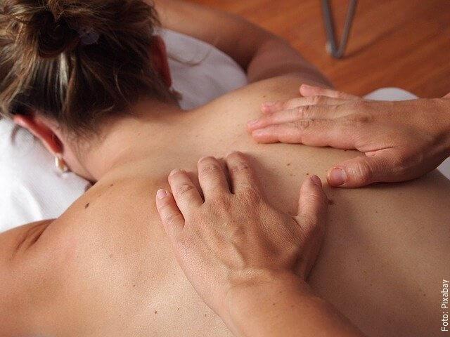 foto de masajes