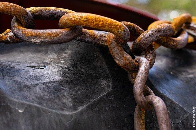 foto de cadenas