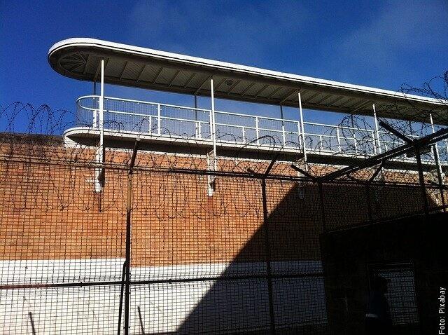 foto de prisión