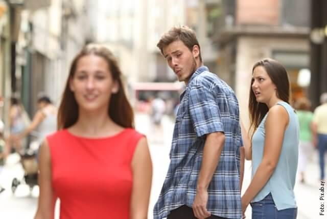 foto de infidelidad