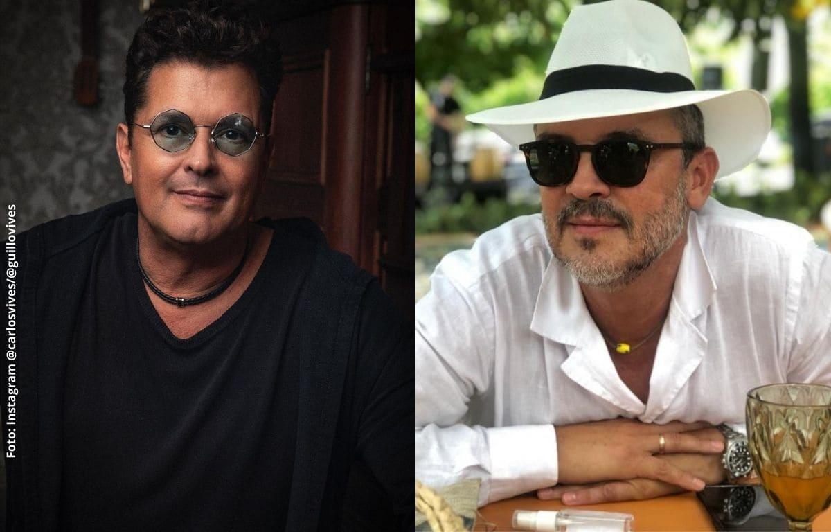 Se conocen más detalles de la discordia entre Guillermo y Carlos Vives
