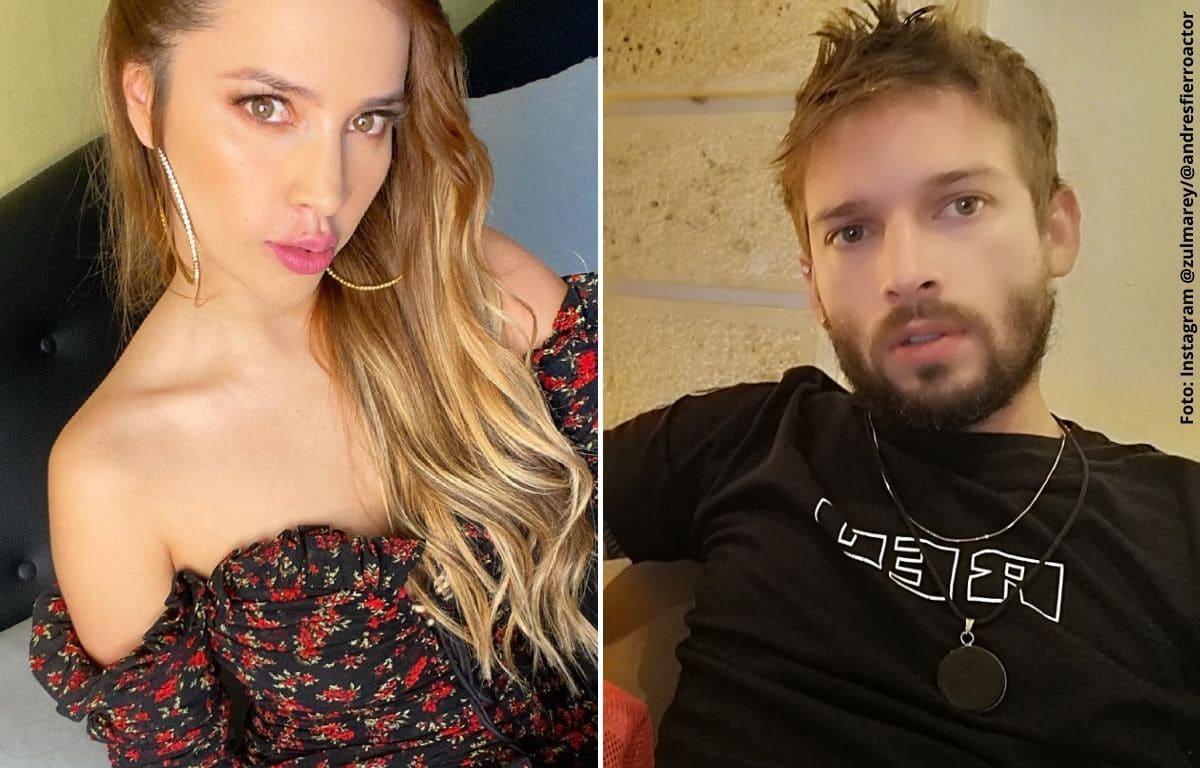 """Zulma Rey y Andrés Fierro retomaron su relación y son llamados """"tóxicos"""""""