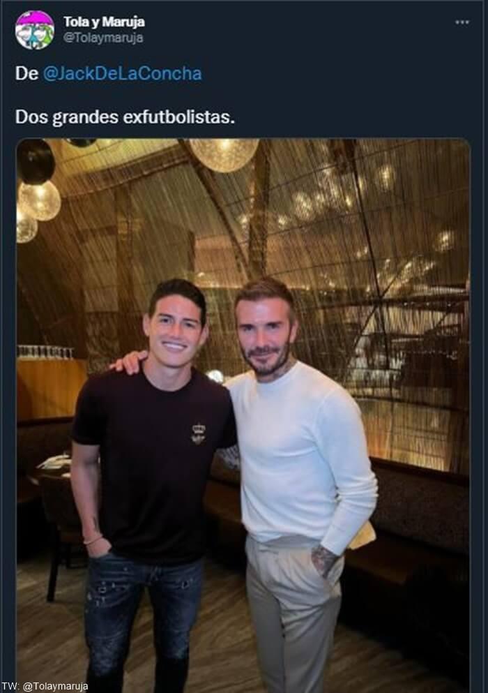 Pantallazo tweet de Tola y Maruja