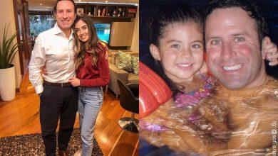La indiscutible belleza de la hija de Felipe Arias en bikini