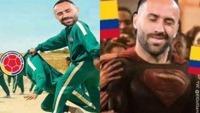 Los memes de Colombia vs Brasil, tras un partido de infarto