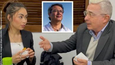 Antes de verse con Uribe, Epa Colombia tenía cita con Petro