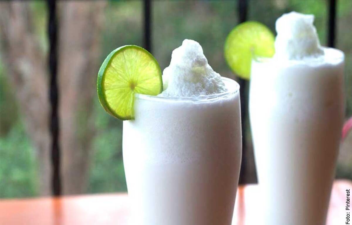 ¿Cómo hacer limonada de coco? Refréscate con esta receta