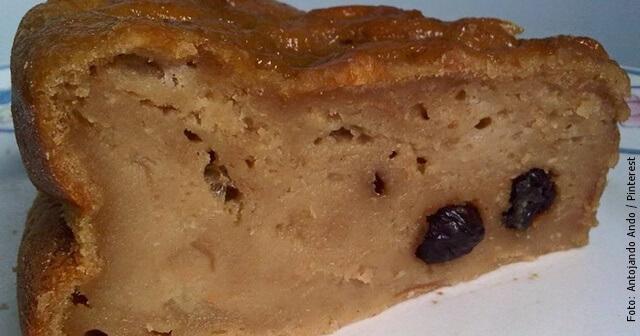 foto de torta de pan