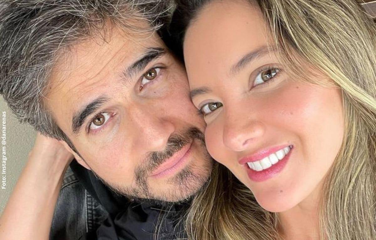 Daniella Álvarez y Daniel Arenas comparten tiernas fotos juntos