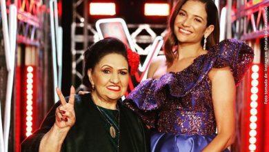 Ella es María Nelfi, la ganadora de 'La Voz Senior'