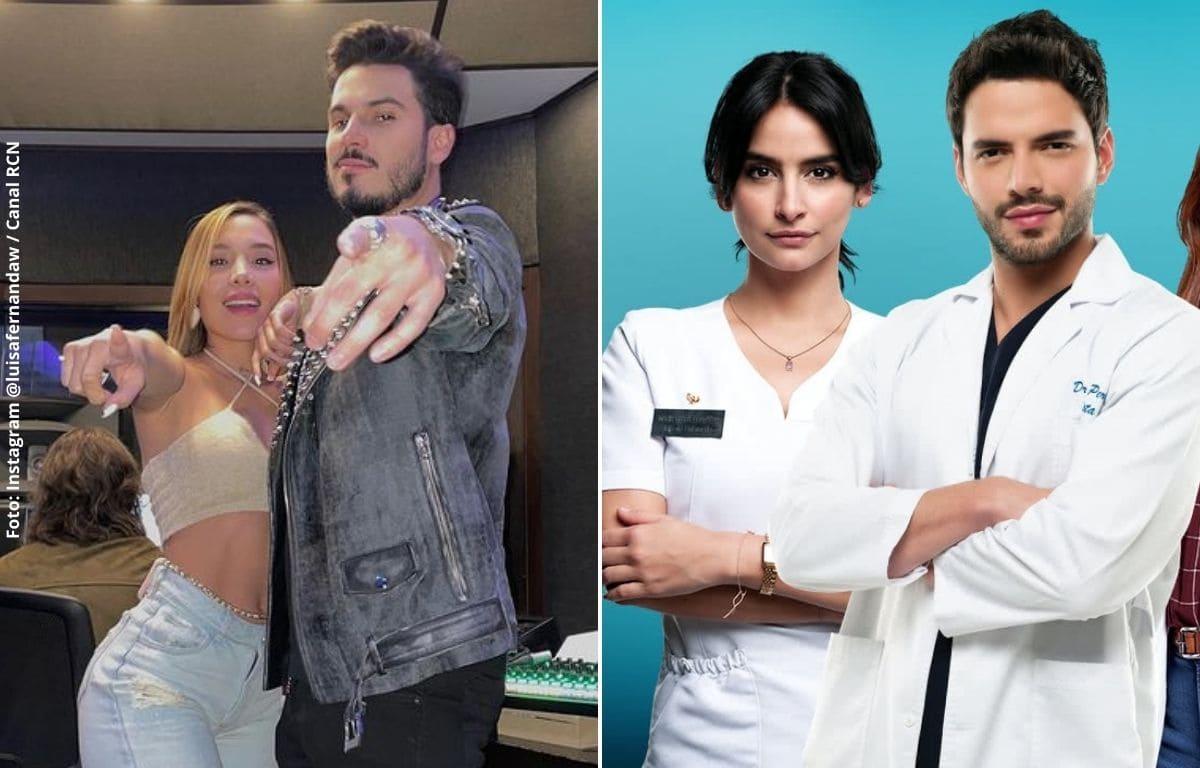 'Enfermeras' recibió críticas por participación de Luisa FW y Pipe Bueno