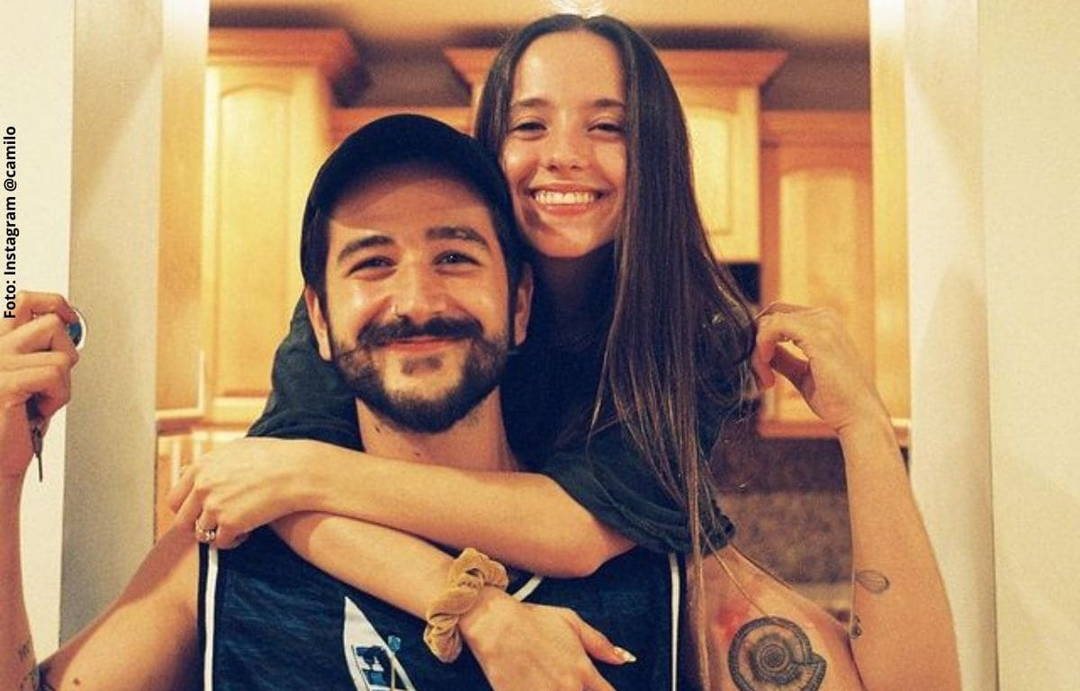 ¡Evaluna y Camilo esperan su primer hijo!