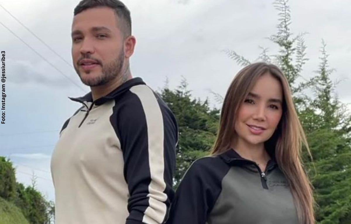 Jessi Uribe ya tiene fecha tentativa de matrimonio con Paola Jara