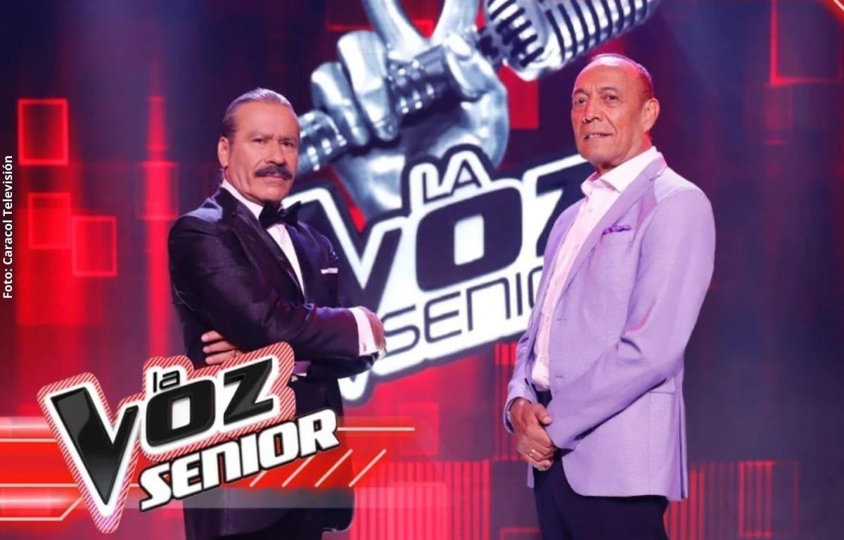 Jurado sacó a favorito de 'La Voz Senior' y en redes no se lo perdonan