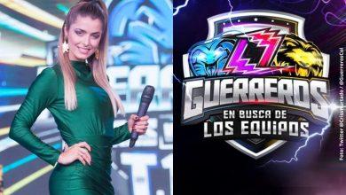 La presentadora que reemplaza a Cristina Hurtado en 'Guerreros'