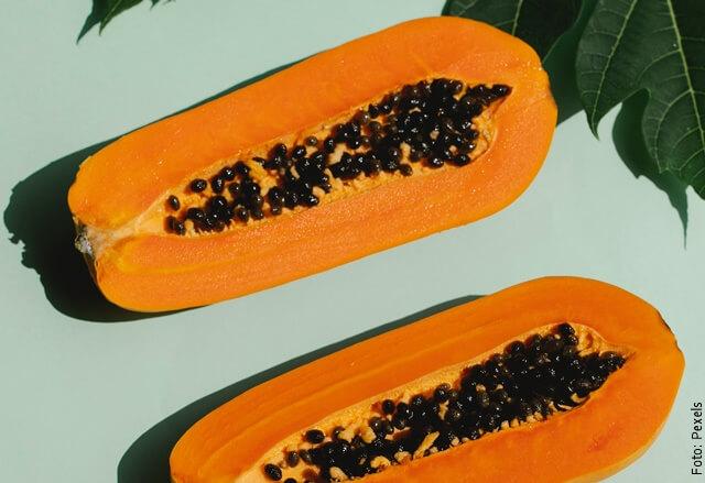 foto de papaya