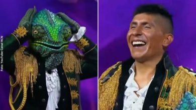 Nairo Quintana se robó el show en '¿Quién es la máscara?'