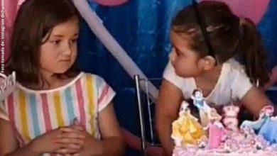 Reaparecen niñas del video del pastel de cumpleaños