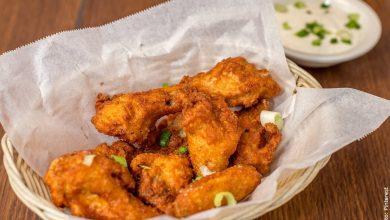 Receta de pollo frito, ¡Hazla sin remordimientos!